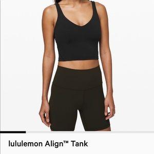 lululemon align tank